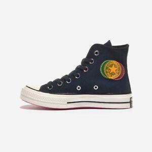 New Converse Chuck 70 Heart Of The City 'Shanghai' Shoes (170491C) - Obsidian
