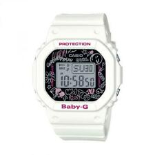 Casio Baby-G Graffiti Retro Digital Resin Ladies Watch BGD-560SK-7ER RRP £79.90