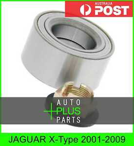 Fits JAGUAR X-Type Front Wheel Bearing 40X75X37