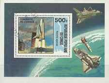Timbre Cosmos Congo BF27 o lot 9455