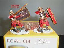 CONTE rome014 ROMA at War ROMANA Legionaires VITTIME Soldatini Giocattolo
