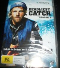 Deadliest Catch Series Season One 1 (Australia Region 4) DVD – New