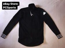 adidas Mens Adistar Over Long Sleeve Cycling Jersey Jacket M Medium Cw7727 Black