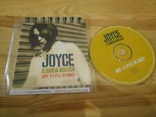 CD Ethno Joyce & banda Maluca-just a little bit Crazy (13) canzone far out Rec