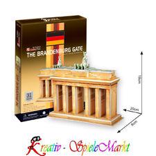 Cubic Fun - 3D Puzzle Brandenburger Tor Berlin Deutschland Mittel
