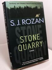 Stone Quarry by S J Rozan - First edition