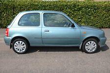 Nissan Micra 1.4 16v 3 Door Hatch Petrol