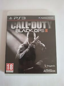 *** Call of Duty Black OPS II 2 Sony PS3 Playstation 3 ***