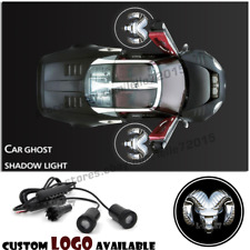 Car Door Dodge Logo Ghost Shadow Welcome Projector Laser Led Light For Dodge Ram