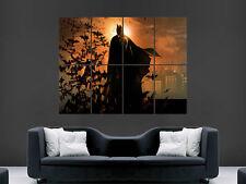 Batman dark knight art immense mur poster géant