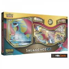 Pokemon Dragon Majesty Salamence GX Special Collection Box: Booster Packs, Cards