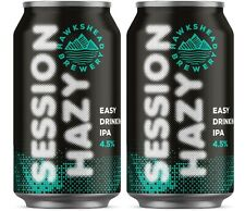 More details for hawkshead session hazy ipa empty cans. brand name origin from about 12th century