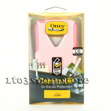 OtterBox Commuter LG G5 Dual Layers Hard Case Snap Cover Bubblegum Pink NEW