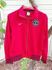 Vintage Nike Manchester United Full Zip Jacket. Men's Small