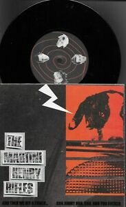 """The Martini Henry Rifles """"And Then We Hit A Truck"""" 7"""" Vinyl Pop Indie 2003"""