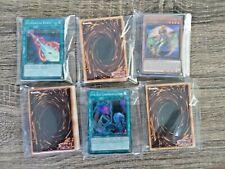 Yu-Gi-Oh! 30 Common Cards + 3 Holos Bulk Lot - No Duplicates
