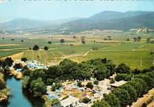 """GRIMAUD le camping """"le rancho"""" timbrée"""