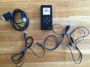 iRIVER Black E10 6GB MP3 Player