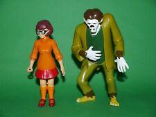 El Hombre Lobo & Velma Scooby Doo ~ ~ gran & totalmente articulado figura, Poseable-nuevo _