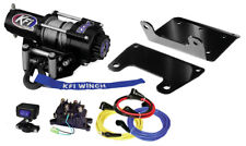 KFI A2500R2 Winch & Mount Kit - Arctic Cat Alterra 400 450 500, 400/450 Core