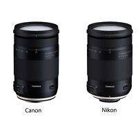 Tamron 18-400mm f/3.5-6.3 Di II VC HLD Zoom Lens for Nikon & Canon Mount