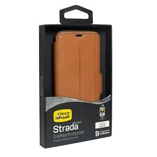 Otterbox Strada Leather Folio Case for Samsung Galaxy S8 - Brown