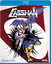 Casshan: Complete Original TV Series- blu ray lot~ mecha~ 70's anime series~new