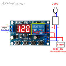 Battery Charger Discharger Board Under Voltage Over Voltage Protection Module US