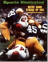 November 5, 1973 Anthony Davis, Football USC Trojans SPORTS ILLUSTRATED A