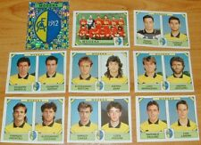PANINI FOOTBALL CALCIATORI  1993-1994 MODENA SERIE B COMPLET CALCIO ITALIA