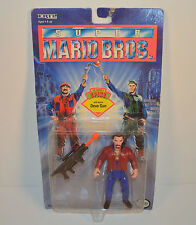 "1993 Spike 4.75"" ERTL Unopened Action Figure Nintendo Super Mario Brothers Movie"
