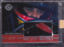 2011 Wheels Main Event Materials Silver #MEMJM Juan Pablo Montoya 65/99