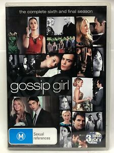 Gossip Girl - Complete First Season - 5 DVD Set - DVD - AusPost with Tracking