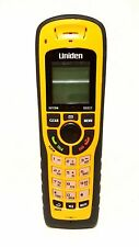 Uniden DWX337 (yellow)  Series Cordless Phone Replacement Handset, No Battery