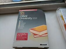 Microsoft Office 2010 University - Boxed DVD with Keygen