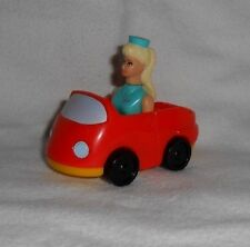 1999 McDonalds Disney Pixar TOY STORY 2 - TOUR GUIDE BARBIE Figure Car Toy #20