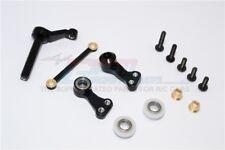 GPM CC048 BK Aluminum Bearing Steering Assembly Saver Set For Tamiya CC-01 CC01