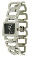 Chronotech Black Dial Stainless Steel  Watch new