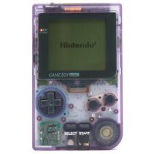 Game Boy Pocket - Clear Purple