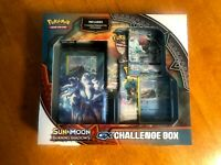 Pokemon Burning Shadows TCG Alolan Ninetales GX Challenge Box