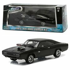 Greenlight 1:43 Scale Fast & Furious Dom's 1970 Dodge Charger R/T (86228) *NEW*