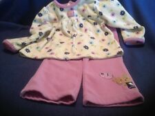 Carters Child of Mine 24 Months 2 Piece Polyester Outfit