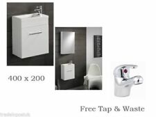 Cloakroom Square Home Bathroom Sinks