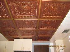 215 Copper Ceiling Tiles Pvc 24 X