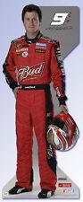KASEY KAHNE #9 (Budweiser) NASCAR Life Size Standup/Standee/Cardboard FREE MINI