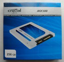 Crucial SSD mx100 256gb 2.5 SATA III 6gb/s ct256mx100ssd1