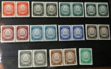 LATVIA  LETTLAND  LETTONIE 1940. Arms of Sowiet Latvia, Mi 294-304 MNH, 21stamp