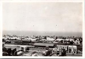 Liban, Beyrouth, la gare Vintage silver print  Tirage argentique  6x9  Cir