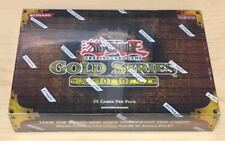 Yugioh Gold Series 2009 English Edition Factory Sealed Box - QTY AVAIL