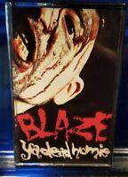 Blaze Ya Dead Homie - 1 Less G In Da Hood Cassette Tape rare insane clown posse